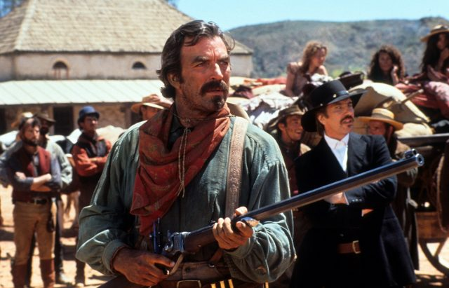 'Blue Bloods' star Tom Selleck got his Indiana Jones movie with 'Quigley Down Under'