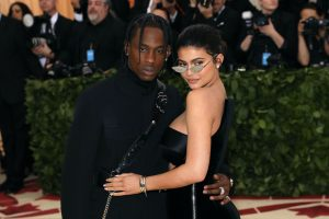 Are Kylie Jenner and Travis Scott Back Together? Despite Those Steamy Photos, They're 'Just Friends,' Source Says