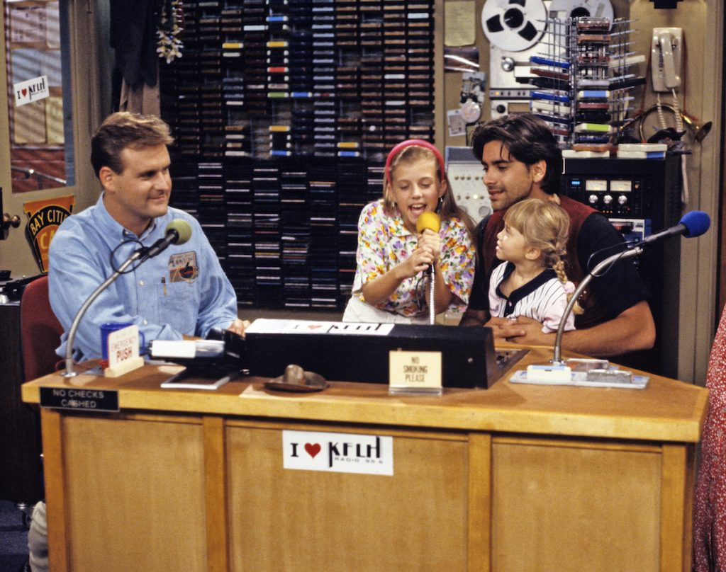 Lovers and Other Tanners' Episode of 'Full House'