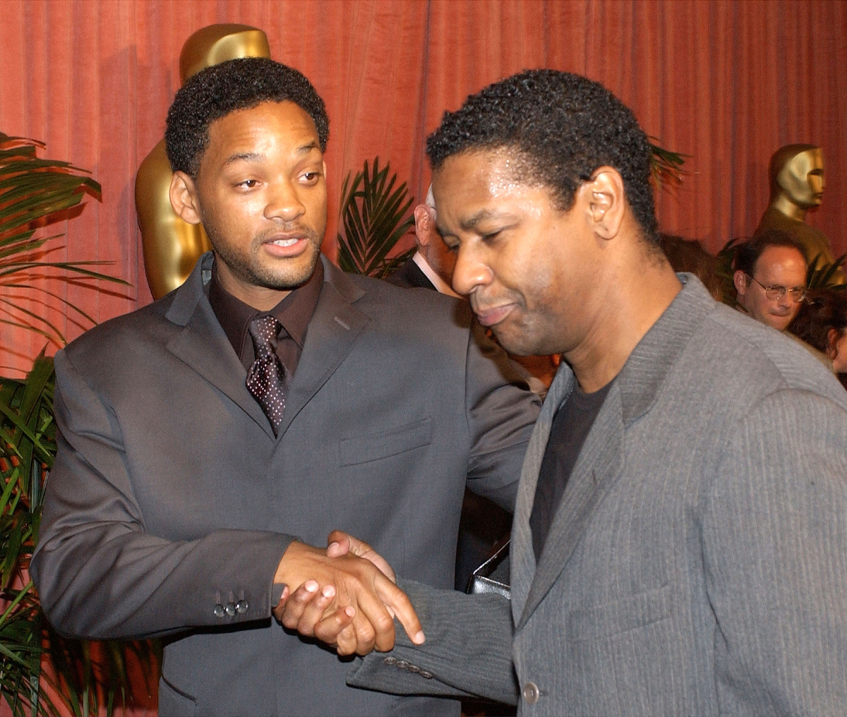 Will Smith Denzel Washington