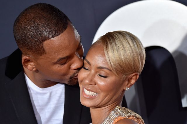 Jada Pinkett Smith Admitted She and Will Smith 'Made Love in Some Interesting Places'