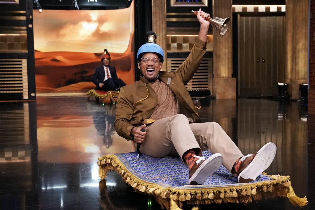 'The Tonight Show Starring Jimmy Fallon' with Will Smith