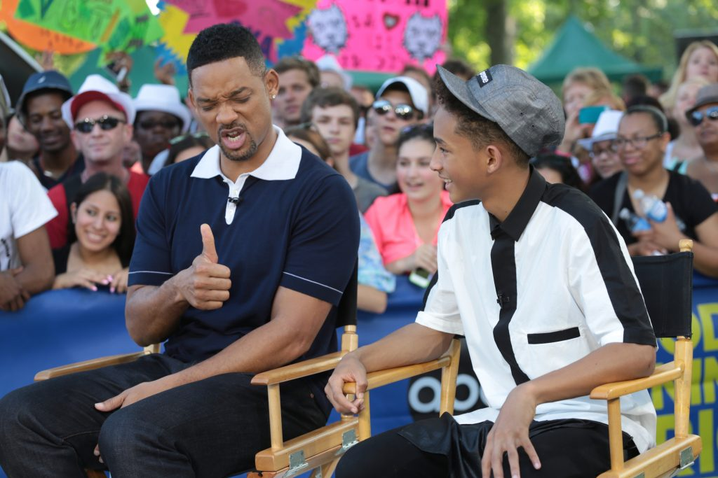 Will Smith and Jaden Smith are guests on 'Good Morning America'