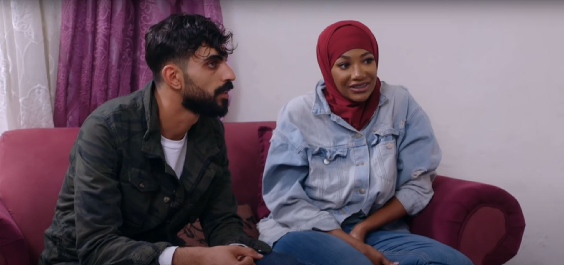 Yazan and Brittany Banks of hit TLC franchise 90 Day Fiancé