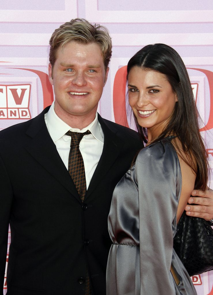 Zachery Ty Bryan and Carly Matros arrive at the 2009 TV Land Awards