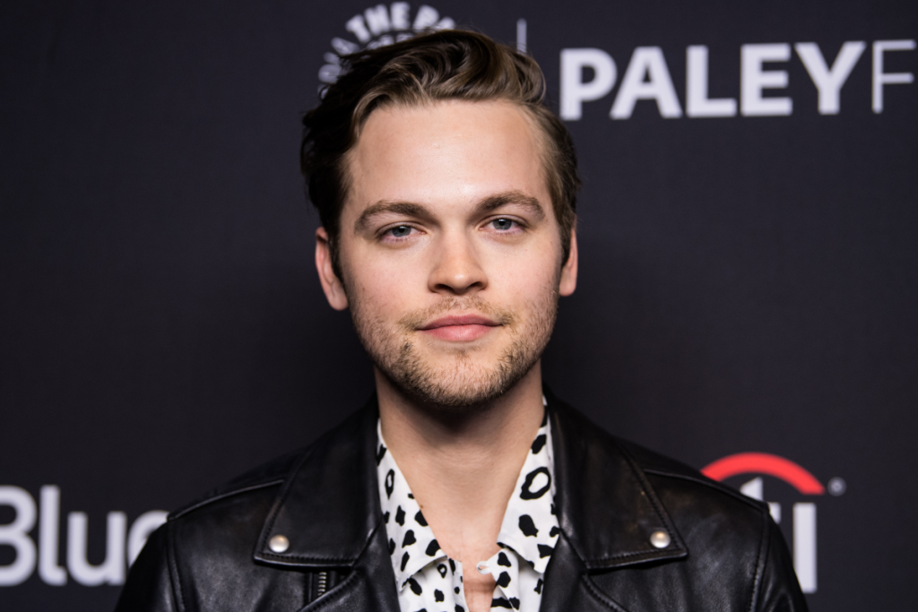 Alexander Calvert of 'Supernatural'