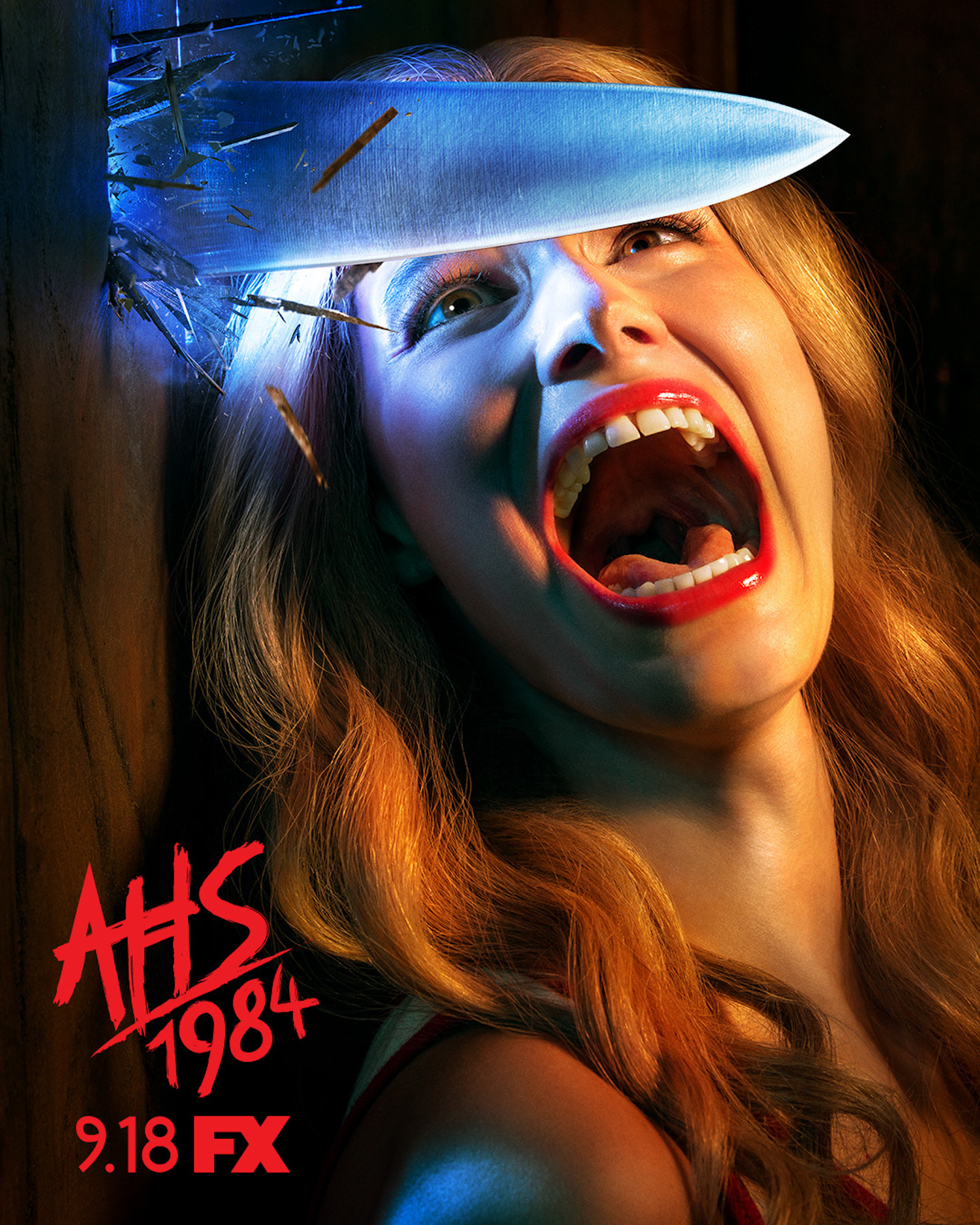 Promo image for 'American Horror Story: 1984'