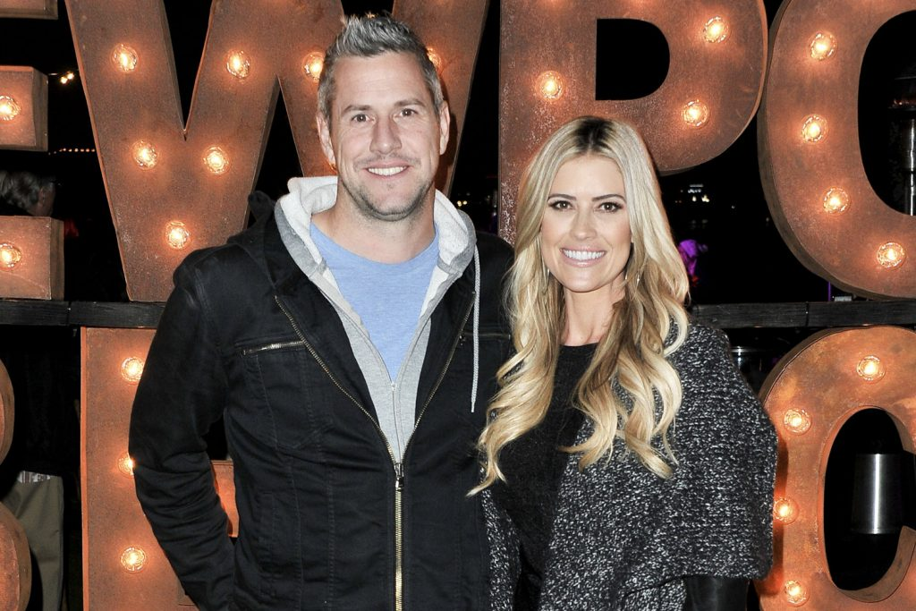 Ant Anstead and Christina Anstead