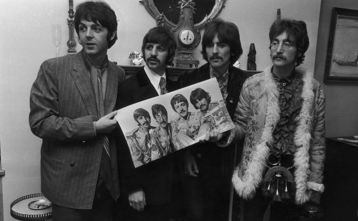 Beatles 'Pepper' release party