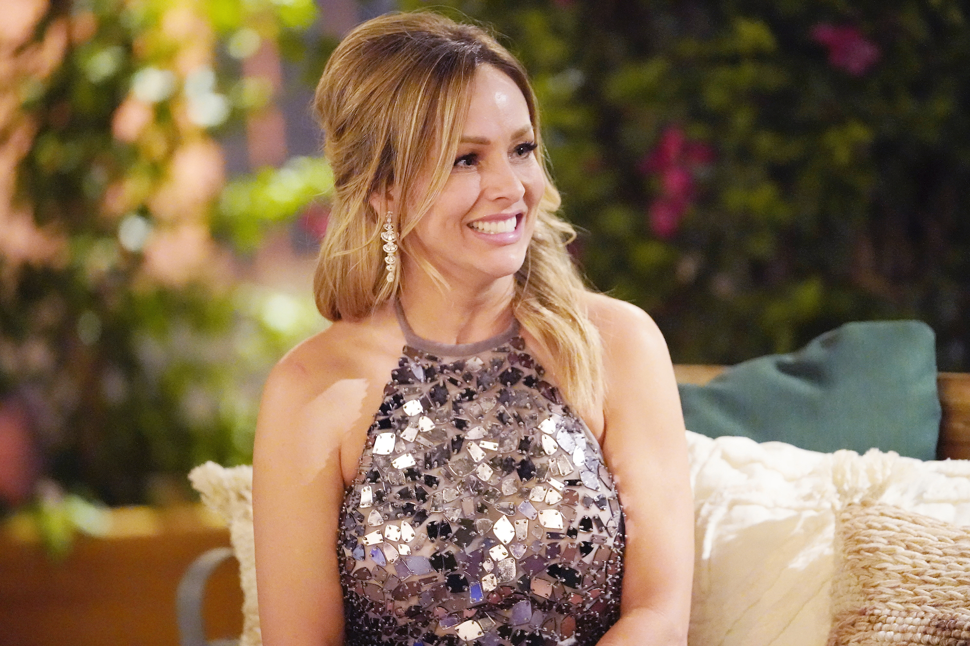 Clare Crawley on the first episode of 'The Bachelorette.'