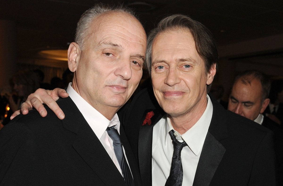 David Chase and Steve Buscemi