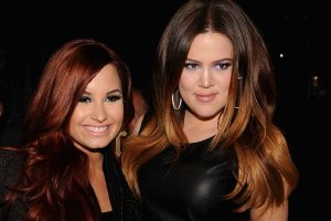 Why Demi Lovato Reminds Some of Her Former 'The X-Factor' Co-Star Khloé Kardashian