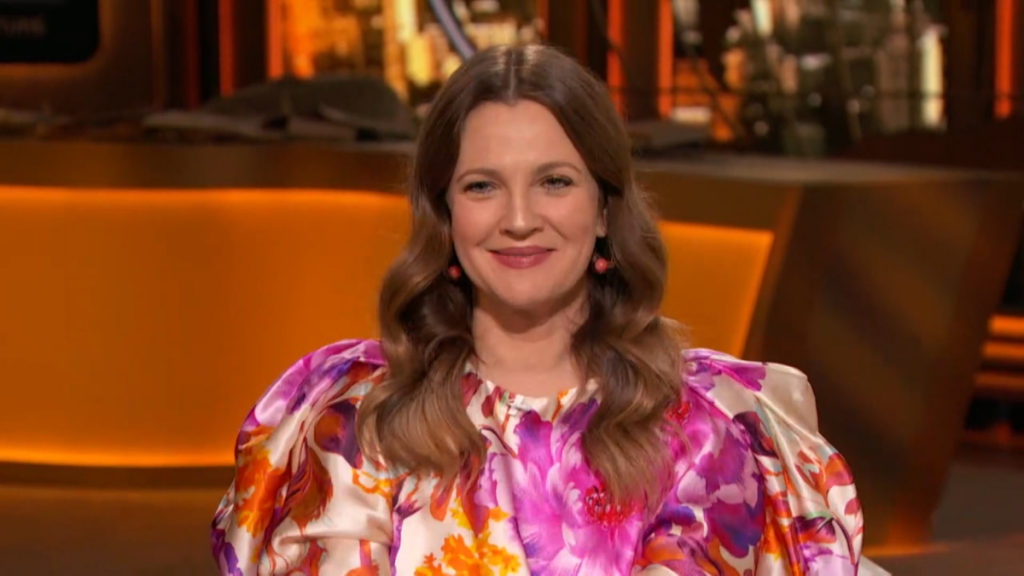 Drew Barrymore on 'Watch What Happens Live'