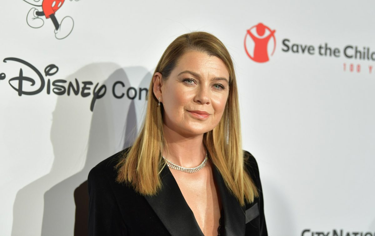 Ellen Pompeo on October 2, 2019, in Beverly Hills, California.