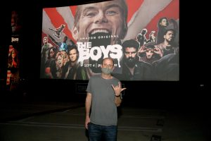 'The Boys' Showrunner Eric Kripke on the 1 Actor He Wants (but Can't Get) for Season 3