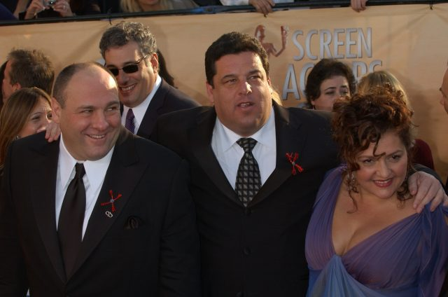 'The Sopranos': The Hilarious Exchange James Gandolfini and Steve Schirripa Had at Schirripa's 1st Read-Through