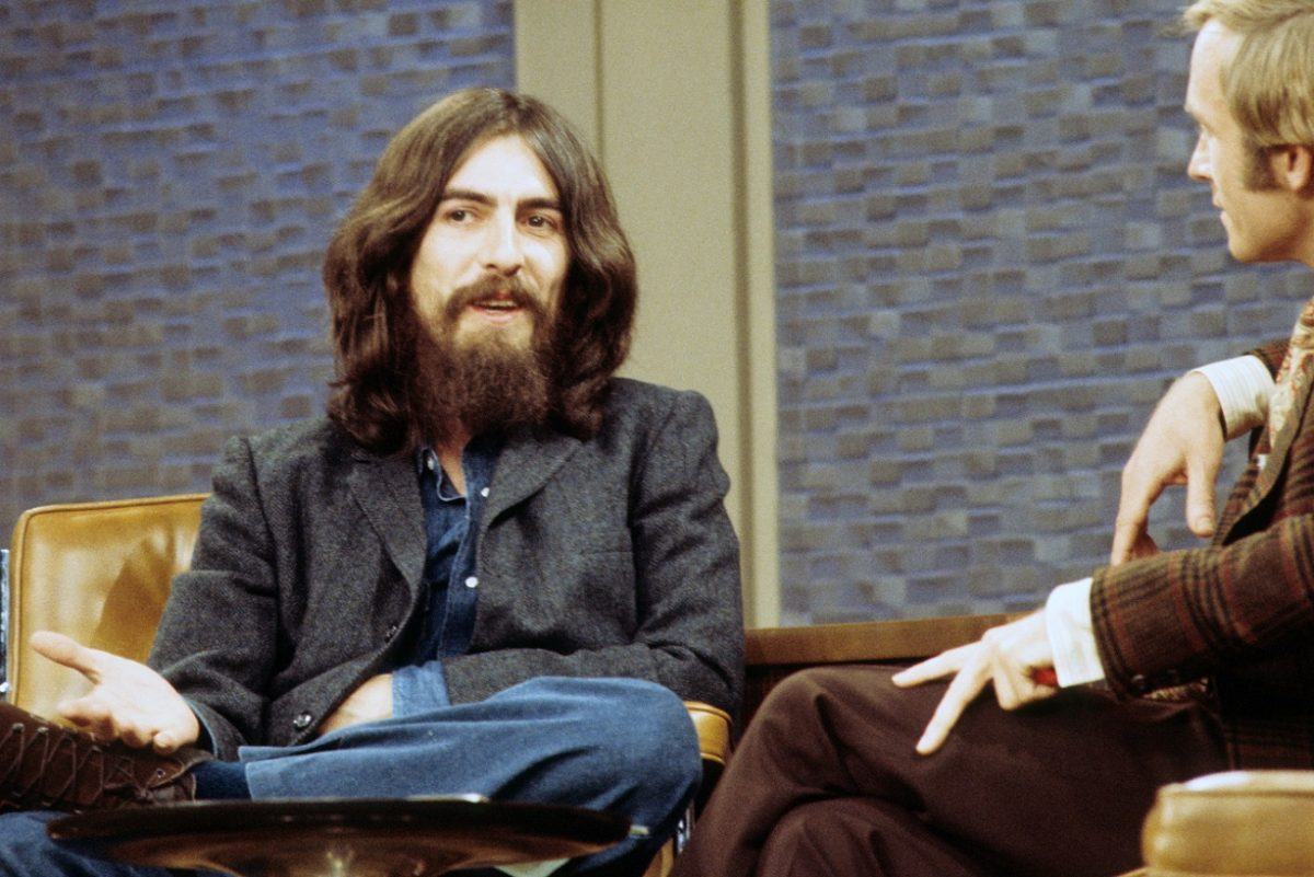George Harrison in 1971