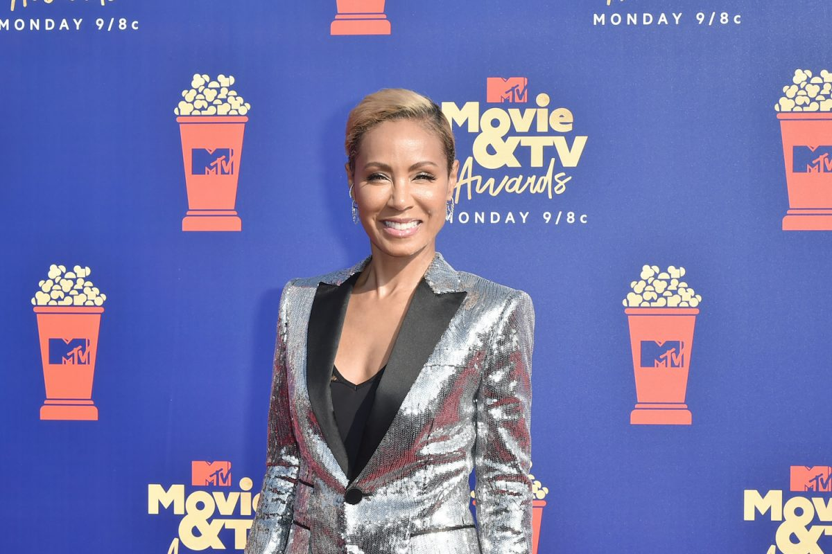 Jada Pinkett Smith attends the 2019 MTV Movie & TV Awards