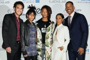 Jada Pinkett Smith Revealed Willow and Jaden Smith Saved Her From a Self-Destructive Path