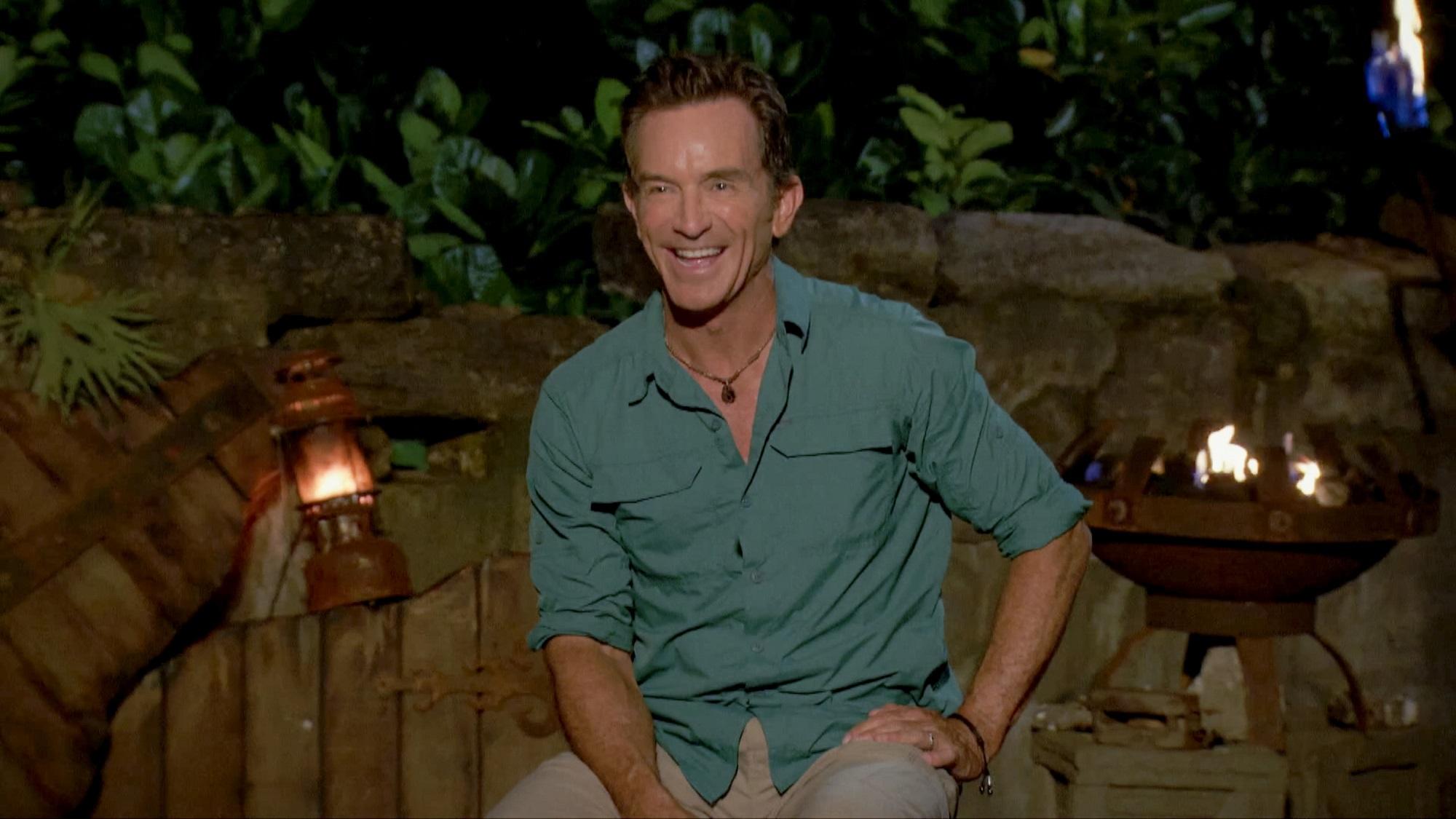 Jeff Probst of Survivor