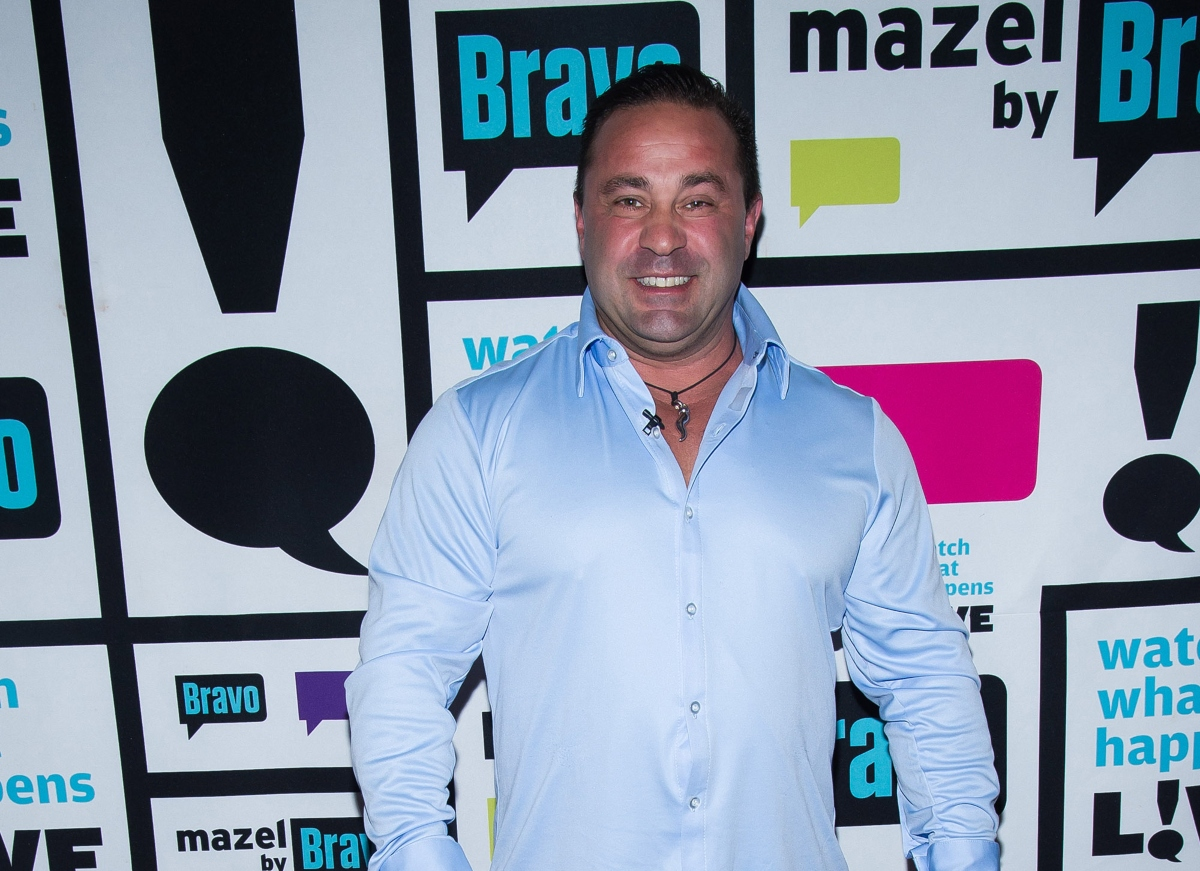 'RHONJ': Joe Giudice Opened up About Life One Year After ...