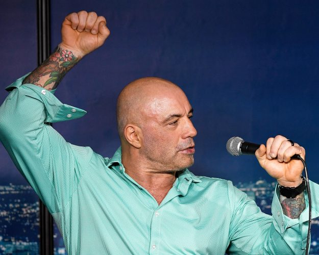 Joe Rogan Encourages Kanye West To Run for Governor of California — 'Anyone's Better Than This Guy'