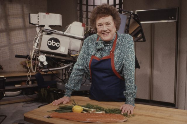 Not Only Did Julia Child Never Meet Julie Powell — She Also Didn't Like Her