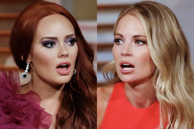 'Southern Charm': Kathryn Dennis Ends Premiere With Savage Message To Cameran Eubanks