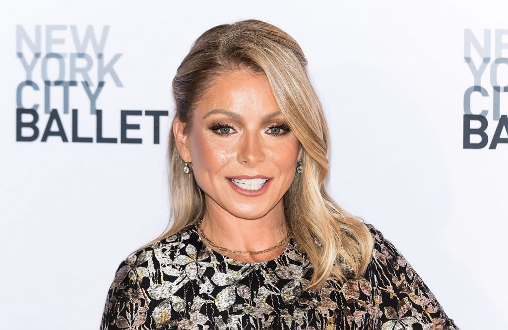Kelly Ripa attends the 2018 New York City Ballet Fall Fashion Gala at David H. Koch Theater, Lincoln Center on September 27, 2018 in New York City.