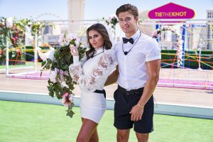 'Love Island' Fans Think Carrington and Kierstan's Political Views Might Have Played a Part in Their Breakup