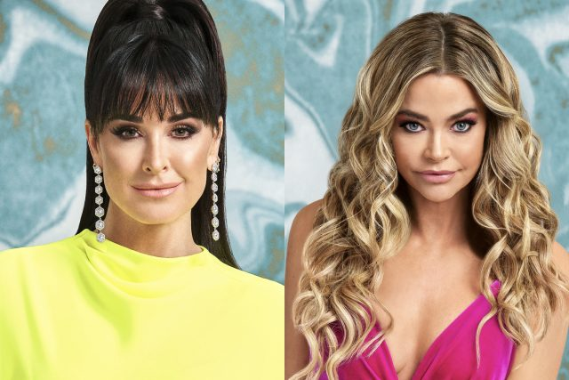 'RHOBH': Kyle Richards Gives Update on Her Friendship With Denise Richards After Quitting