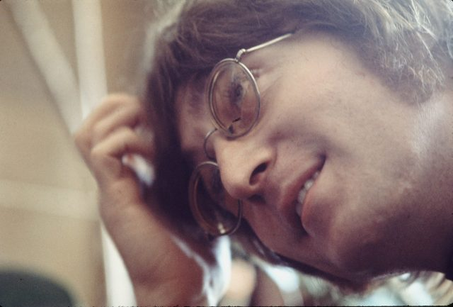 John Lennon Urged Frank Sinatra to Sing 1 of His 'Walls and Bridges' Songs to No Avail