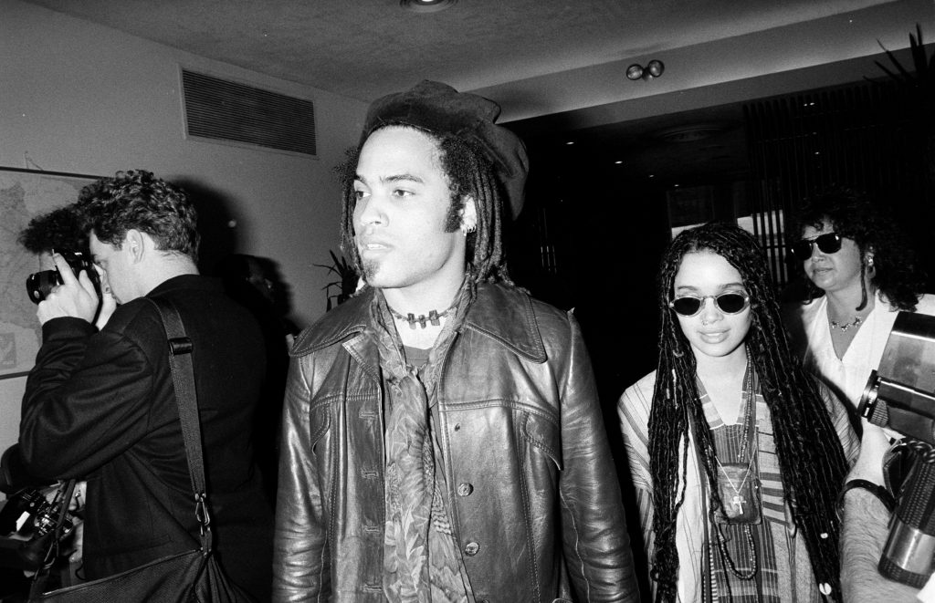 Lenny Kravitz and Lisa Bonet    The LIFE Picture Collection via Getty Images
