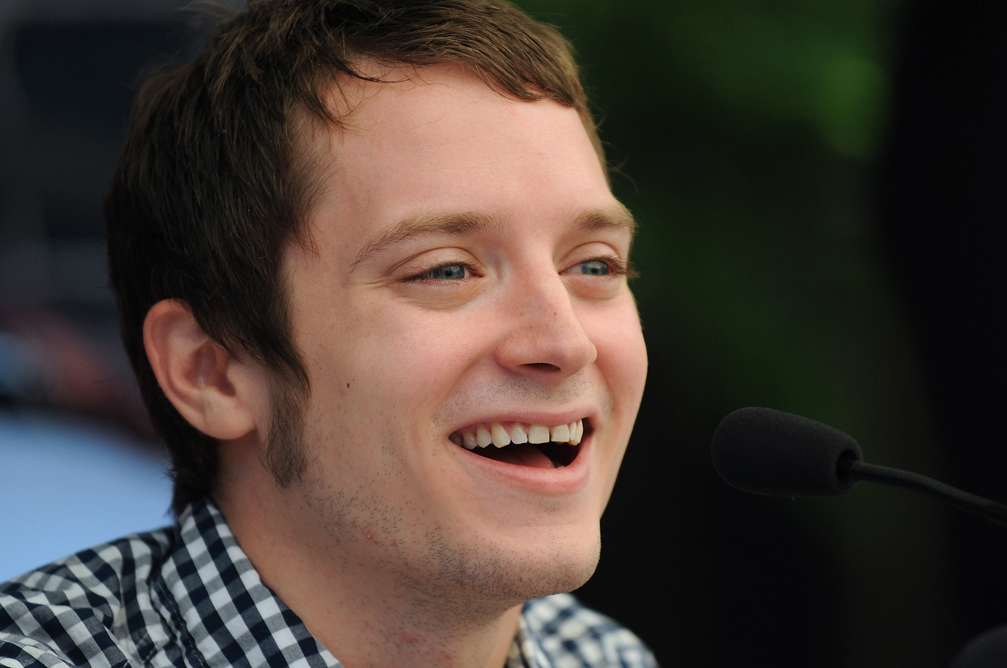 Elijah Wood of Lord of the Rings