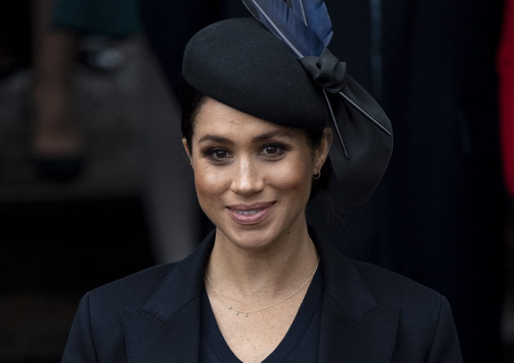 Meghan Markle attends Christmas Day Church service 2018