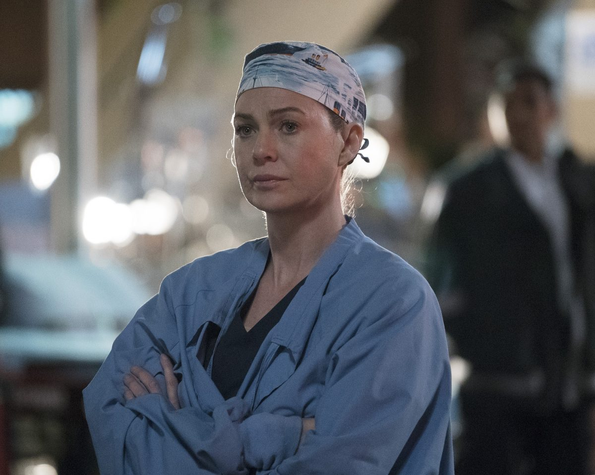 Ellen Pompeo as Meredith Grey in 'Grey's Anatomy' Season 13