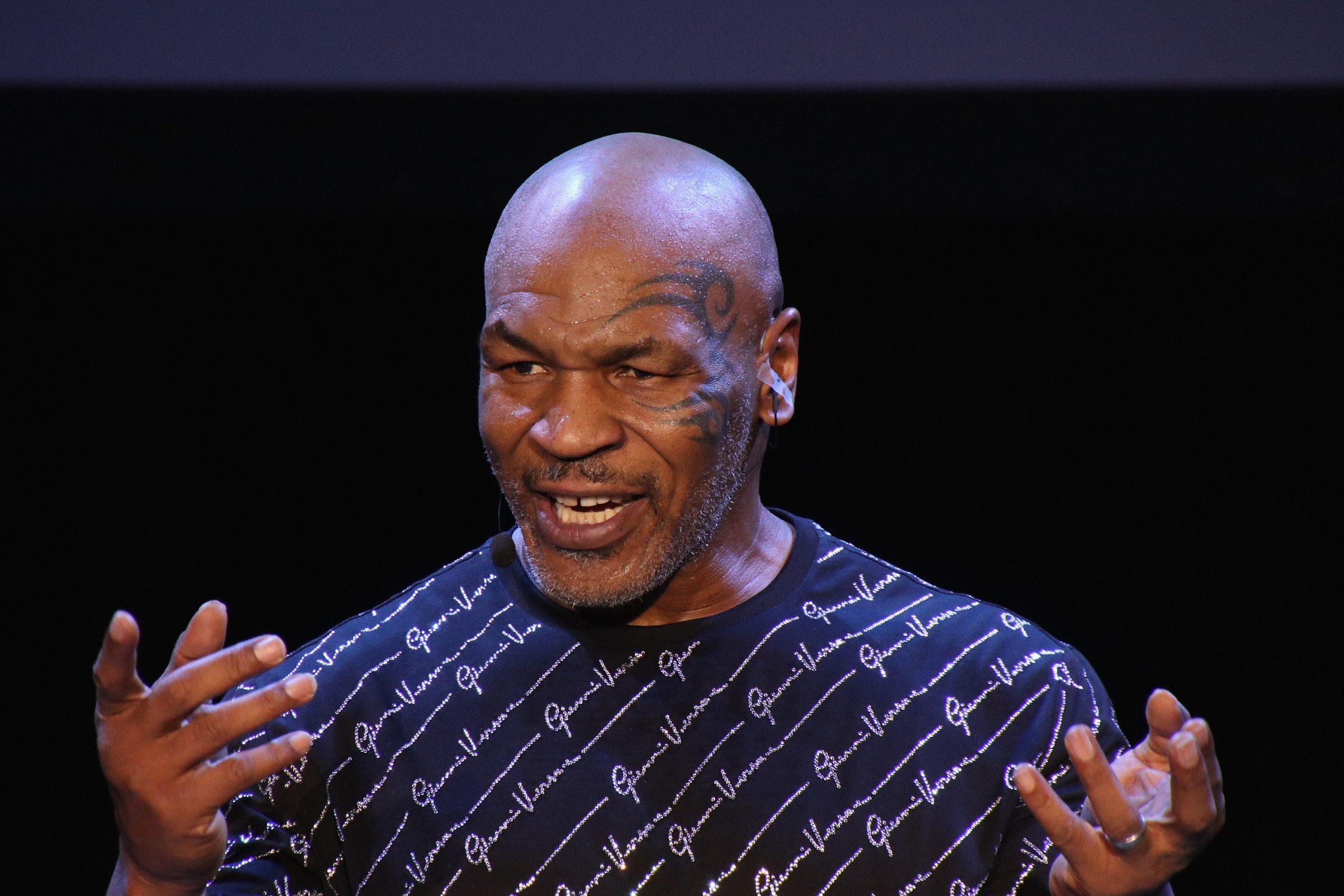 Mike Tyson Fight in Prison