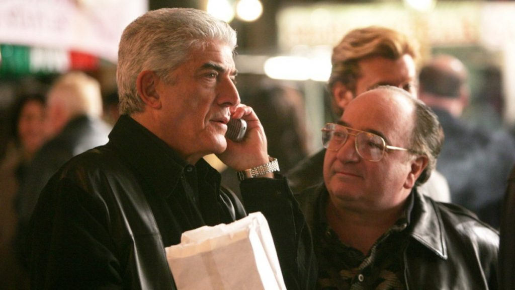 Frank Vincent in 'The Sopranos'