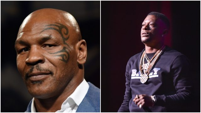 Mike Tyson Responds to Boosie Badazz's Transphobic Comments About Dwyane Wade's Daughter: 'Why Do You Offend People?'
