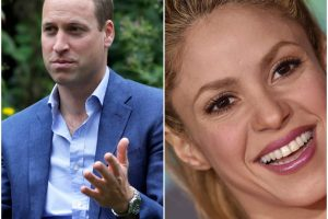 Prince William Admires Shakira's Wicked Skateboarding Moves As She Gets on Board With Protecting Our Planet
