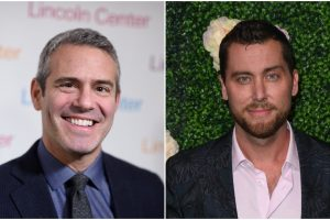 Inside Andy Cohen and Lance Bass' Romance