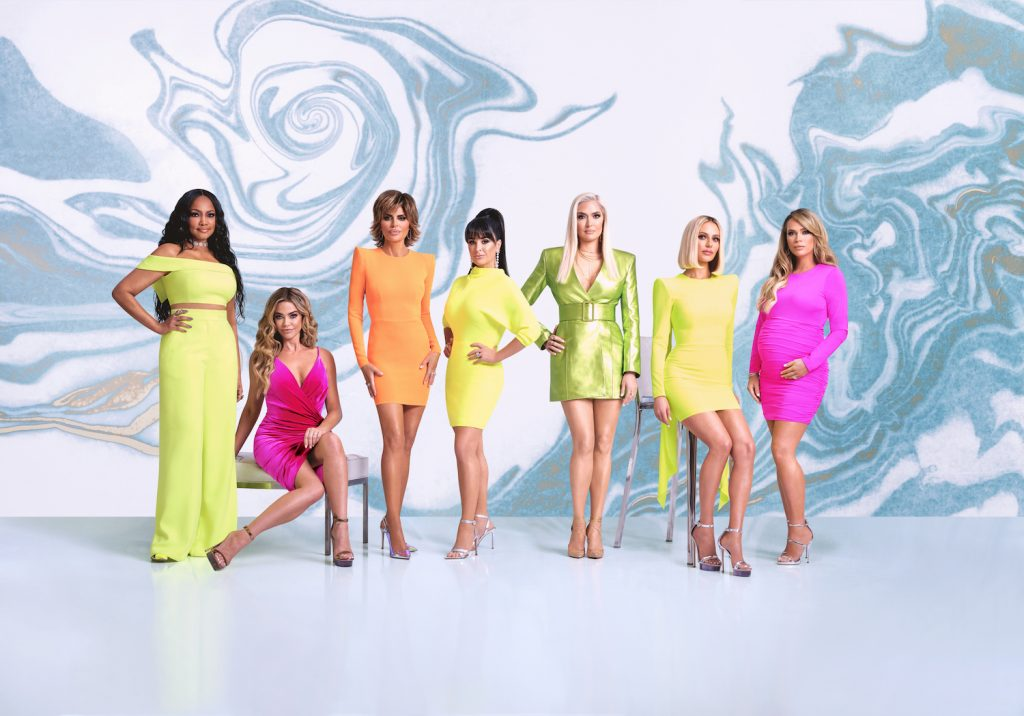 The 'RHOBH' Season 10 cast
