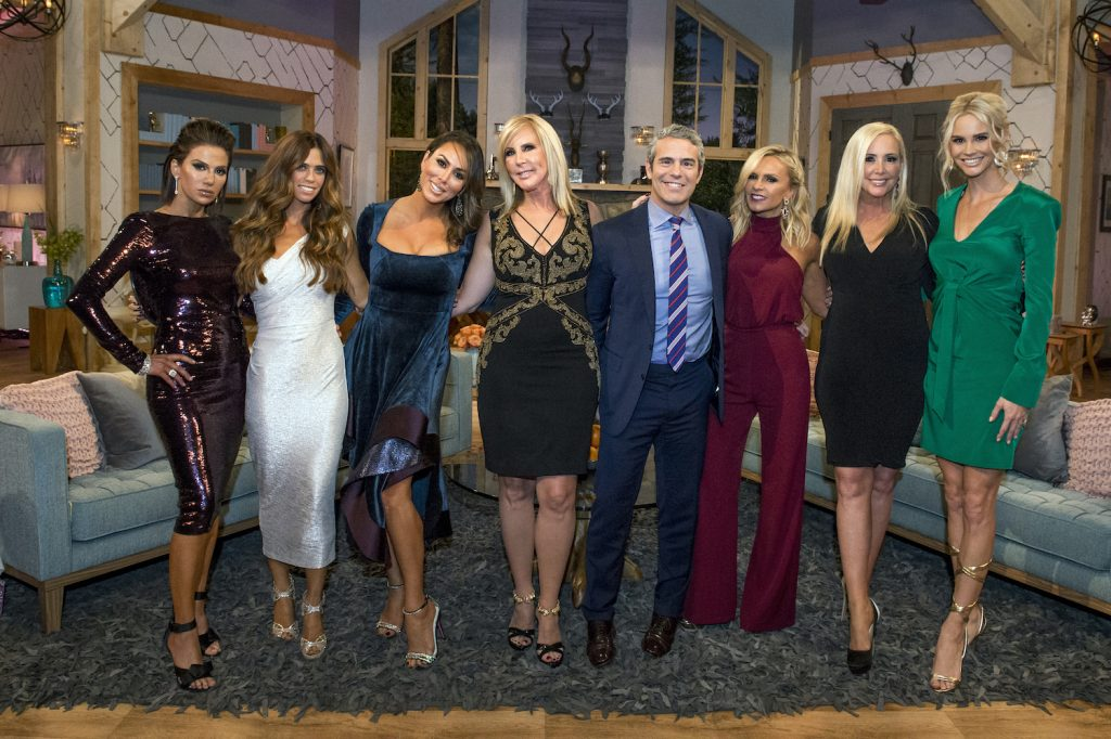 The cast of 'RHOC' Season 12