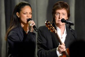 Why Paul McCartney Couldn't Recognize the Rihanna Song He Co-Wrote