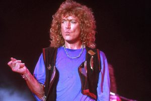 Why Robert Plant Decided to Sample Led Zeppelin on 'Tall Cool One'