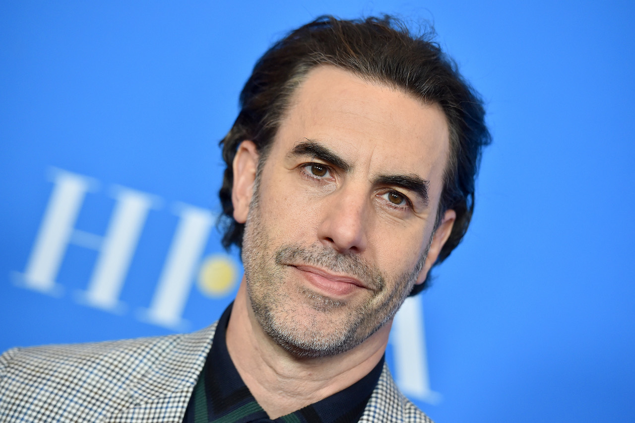 Borat fundraiser for film's black grandmother raises $110,000