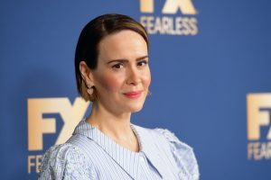 'Grey's Anatomy' Fans Are Annoyed With the Ellis Flashbacks Featuring Sarah Paulson