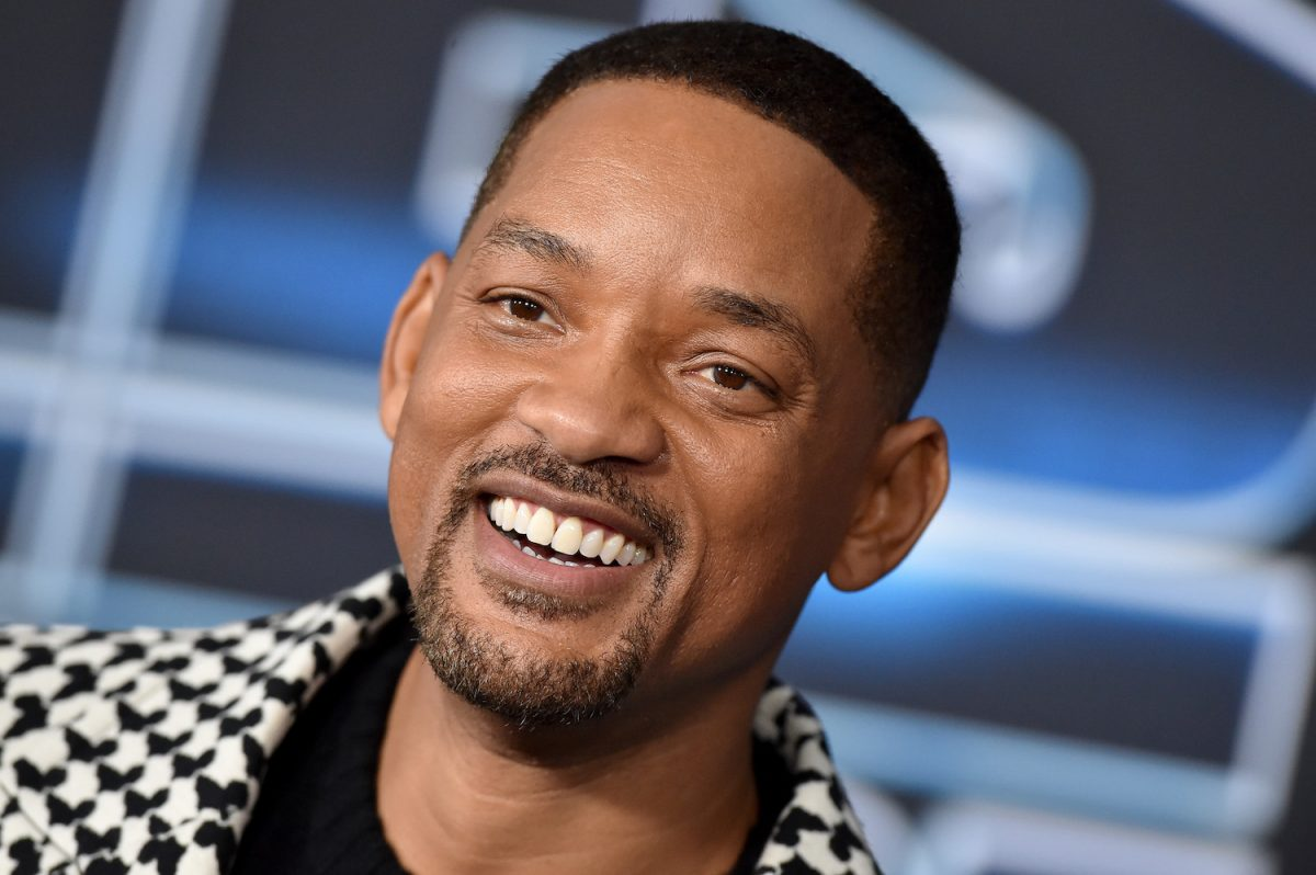 Will Smith attends the premiere of Spies in Disguise at El Capitan Theatre on December 04, 2019