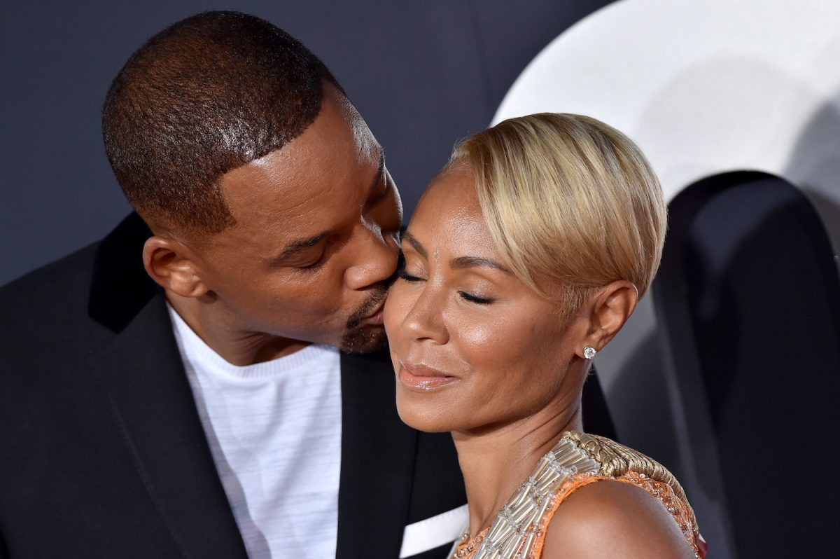 Will Smith and Jada Pinkett Smith attend premiere of 'Gemini Man'