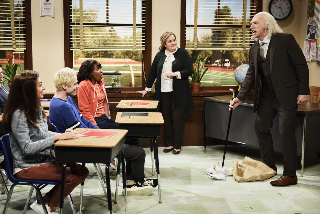 'Career Day' Sketch on 'Saturday Night Live'